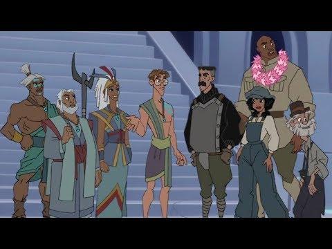 Atlantis: Milo's Return - The Team Gets Reunited (Eu Portuguese)