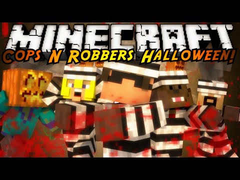 Cops - IT'S HALLOWEEN IN THE PRISON AND WHOEVER CARVES THE BEST PUMPKIN WILL BE RELEASED BY THE INSANE WARDEN! Friends Channels! http://www.youtube.com/user/deadloxmc ...