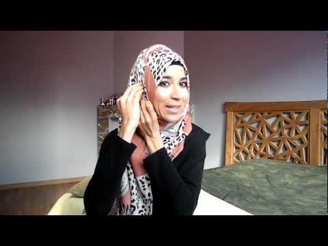 Hijab simple et élégant / Elegant and easy hijab