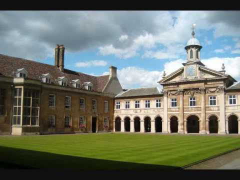 CambridgeUniversity - University of Cambridge is ranked (1st) best university in the world by US News & World Report. It is the second oldest university English-speaking world and...