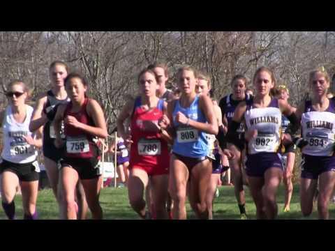Women's Cross Country NCAA Regional 2015