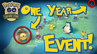 "SUBSCRIBE - https://www.youtube.com/user/ShireensPlayBUSINESS ENQUIRIES - ShireenPlays.Business@gmail.comPokemon Go Tweet - https://twitter.com/PokemonGoApp/status/885122484529451008Pokemon Go 1 Year Event - http://pokemongolive.com/en/post/gosummerevents___FOLLOW ME:Twitter - https://twitter.com/ShireenPlaysPlanet Minecraft page - http://www.planetminecraft.com/member/shireen_m/___Music:"" "" Kevin MacLeod (incompetech.com) Licensed under Creative Commons: By Attribution 3.0http://creativecommons.org/licenses/by/3.0/"