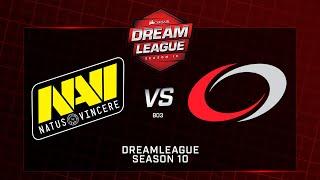 Na`Vi vs compLexity , DreamLeague Minor, bo3, game 1 [Lex  & 4се]
