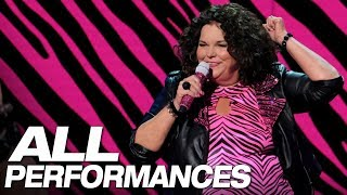 Video All Of Vicki Barbolak's Performances From Season 13 - America's Got Talent 2018 MP3, 3GP, MP4, WEBM, AVI, FLV Agustus 2019