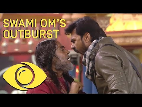 Video Swami Om's Shocking Outburst - Bigg Boss India | Big Brother Universe download in MP3, 3GP, MP4, WEBM, AVI, FLV January 2017