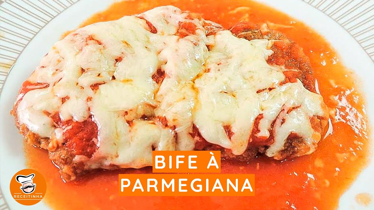 #38 - Bife � Parmegiana