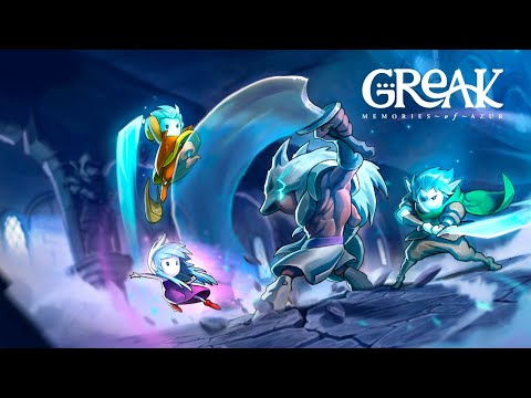 Greak : Memories of Azur : Greak: Memories of Azur Announcement Trailer!