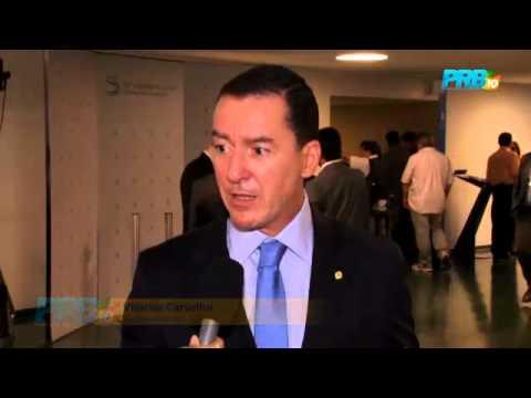 Deputado Vinicius Carvalho integra Frente Parlamentar de Segurança Pública