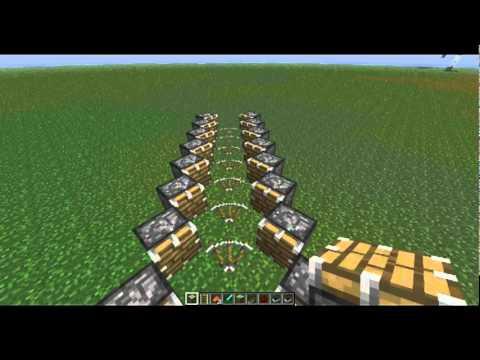 Minecraft Механизмы - игровой автомат/слот машина