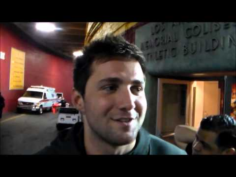 Cody Kessler Interview 11/17/2014 video.