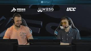 (RU) WESG Grand Final | White-off vs Nolifer5 | map 2  |  bo3 | by @Mr_Zais & @Cold_Ethil