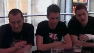 """Video Křest a release párty alba """"Pár lacinejch triků"""" 2010"""