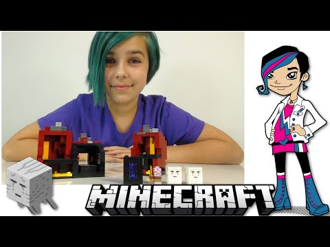 micro - LEGO Minecraft - Micro World The Nether with Ghast and Zombie Pigman Mobs. Thank you for watching! RadioJH Auto! https://www.youtube.com/RadioJHAuto RadioJH Games! https://www.youtube.com/RadioJHGa...