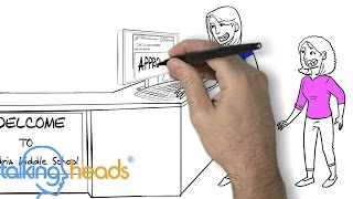 Whiteboard Explainer Video - Keep on Track