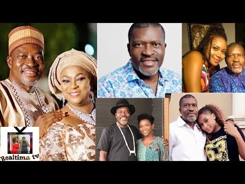 Actor Kanayo O Kanayo Wife, Children And Some Things you Probably don't know about Him