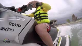 8. 2016 Sea-Doo RXT-X 300 watercraft 1st. ride in Miami