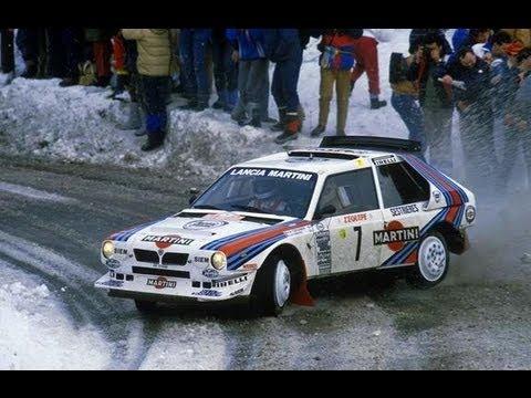 TOP MARQUES COLLECTIBLES - 1/12 - LANCIA DELTA S4 - WINNER MONTE CARLO 1986 - TM