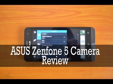 ASUS Zenfone 5 Camera Review