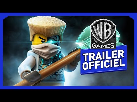 LEGO Ninjago MULTI - Nindroids - Trailer de lancement FR par Warner Bros. France