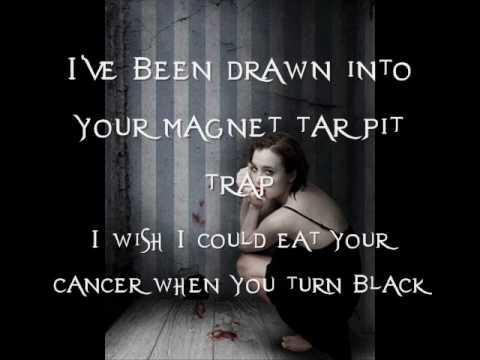 Tekst piosenki Evanescence - Heart Shaped Box (Nirvana Cover) po polsku