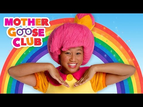 Rainbow, Rainbow _ Mother Goose Club Kids Karaoke