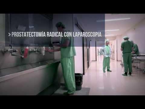 Máxima precisión y mínima invasión contra el cáncer de próstata - Centro Médico Teknon