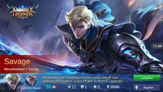 Video Tutorial : Tips & Trick  Alucard (SAVAGE) Mobile Legends MP3, 3GP, MP4, WEBM, AVI, FLV Agustus 2018