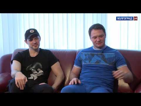 Фигуристы Максим Маринин и Алексей Тихонов