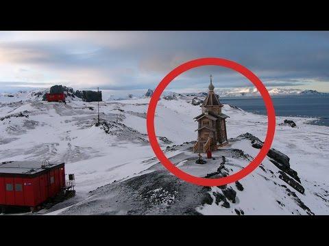 10 НЕВООБРАЗИМО КРУТЫХ ФАКТОВ ОБ АНТАРКТИДЕ (видео)