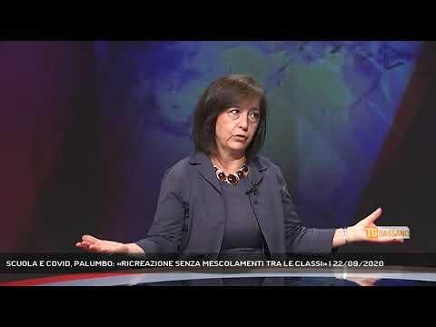 SCUOLA E COVID, PALUMBO: «RICREAZIONE SENZA MESCOLAMENTI TRA LE CLASSI»   22/09/2020