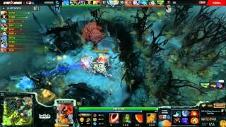 DK vs NewBee, game 2