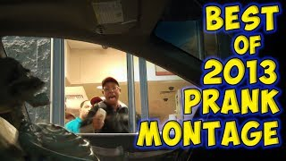 Best of 2013 Prank Montage