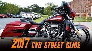 3. 2017 Harley-Davidson® FLHXSE - CVO™ Street Glide® Starfire Black & Atomic Red