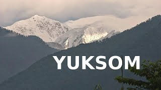 Yuksom India  city photo : Yuksom / Yuksum - West Sikkim - Destination East - Incredible India