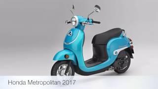 9. Honda Metropolitan 2017
