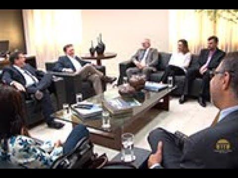 Comissão de garantia de qualidade da Atricon está em Cuiabá para visita...