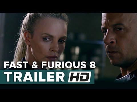 fast & furious 8 - trailer ufficiale