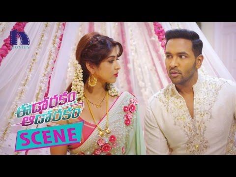 Video Manchu Vishnu Funny Conversation With Ravi Babu - Eedo Rakam Aado Rakam Movie Scenes download in MP3, 3GP, MP4, WEBM, AVI, FLV January 2017