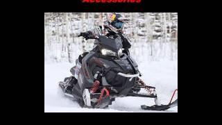 5. 2015 Polaris Snowmobile Accessories For sale.