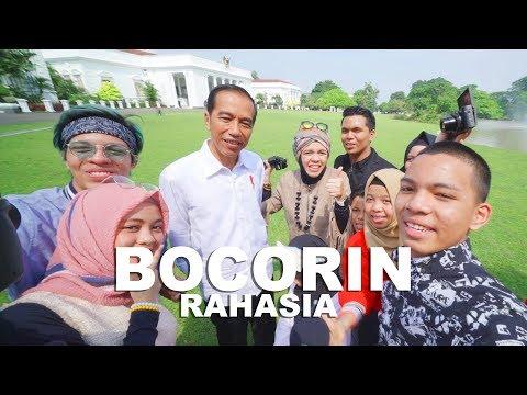 Gen Halilintar Serbu Istana | Diundang Pak Presiden Jokowi