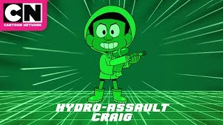 Video Craig of the Creek | Craig Tries to Get out of Family Dinner | Cartoon Network MP3, 3GP, MP4, WEBM, AVI, FLV Juni 2018