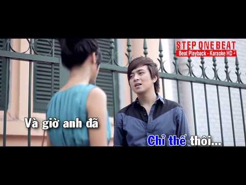 [Karaoke] Thật Lòng Anh Xin Lỗi – Wanbi Tuấn Anh (Demo)
