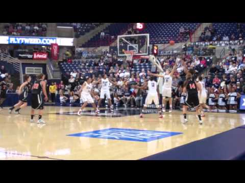 WBB: Pacific Highlights vs No. 4 UConn