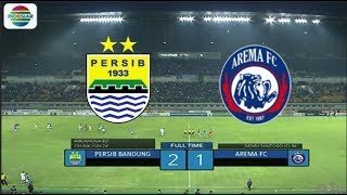 Video Persib (2) vs Arema (1) - Highlight Goal dan Peluang | Duel Raksasa Biru Friendly Match MP3, 3GP, MP4, WEBM, AVI, FLV Juli 2018