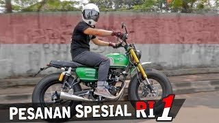 Video Motor Custom Baru Punya Pak Jokowi EPISODE 1 MP3, 3GP, MP4, WEBM, AVI, FLV Desember 2018