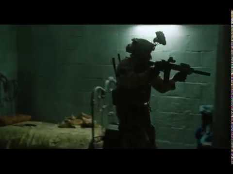 Zero Dark Thirty: Bin Laden raid (Full Scene)