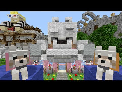 Minecraft Xbox - Survival Madness Adventures - Dog Day Care Center [238] (видео)