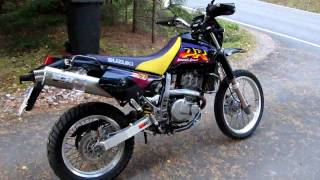 10. Suzuki DR 650SE