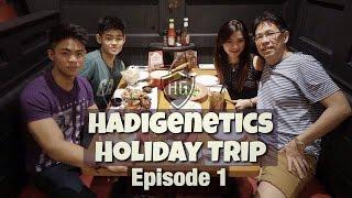Video HadiGenetics Holiday Trip eps 1 MP3, 3GP, MP4, WEBM, AVI, FLV November 2017