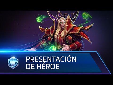 Presentación de Kael'thas – Heroes of the Storm (ES)